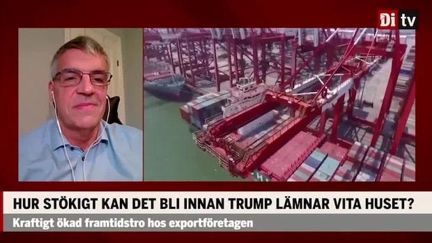 Trump svartlistar flera kinesiska bolag