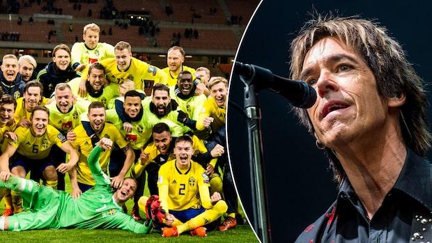 Gyllene Tider återförenas för att göra VM-låten