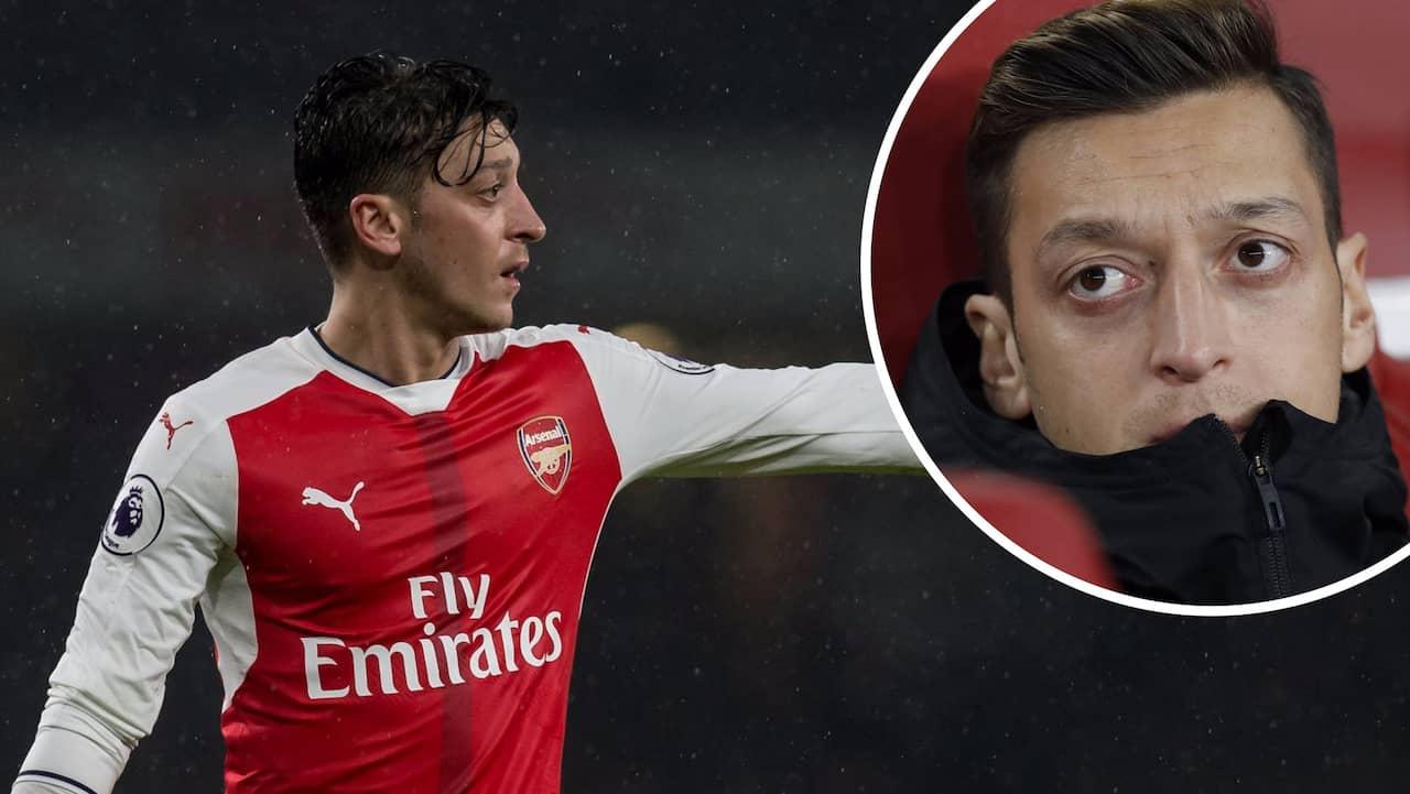 Özil: Därför vill jag inte lämna Arsenal