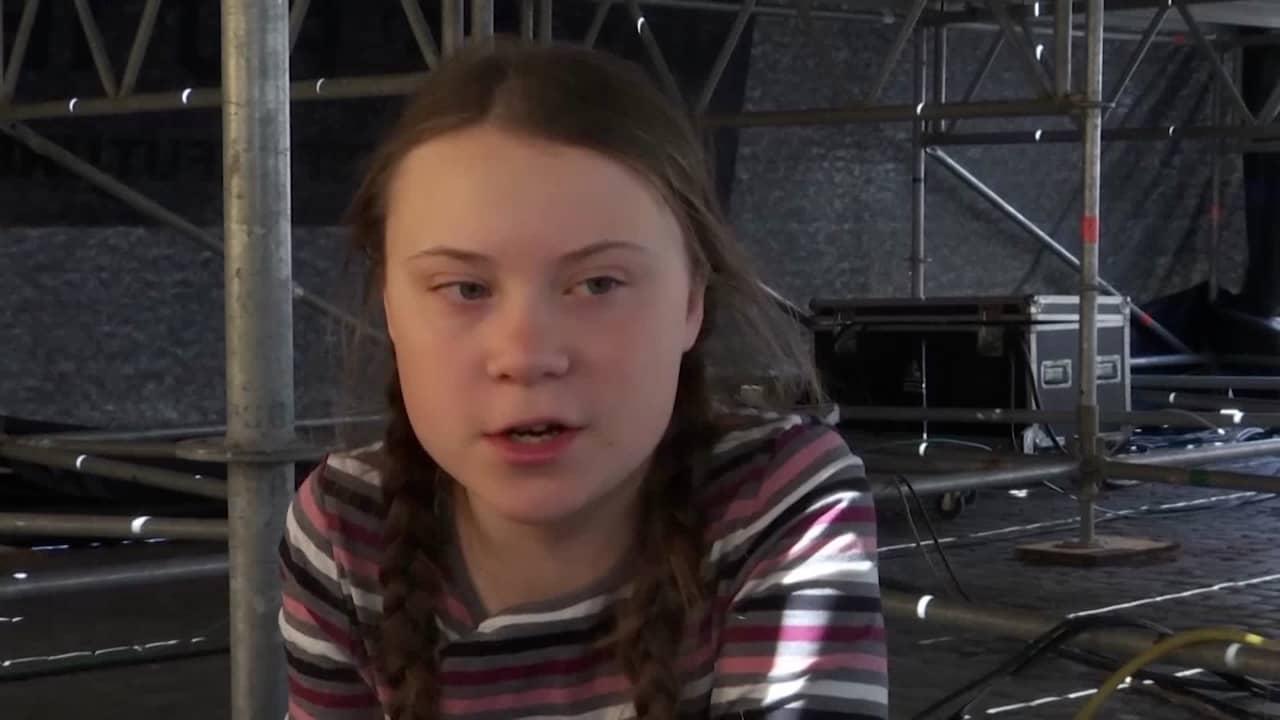 Greta Thunberg: Vi kan inte vänta på att jag blir politiker