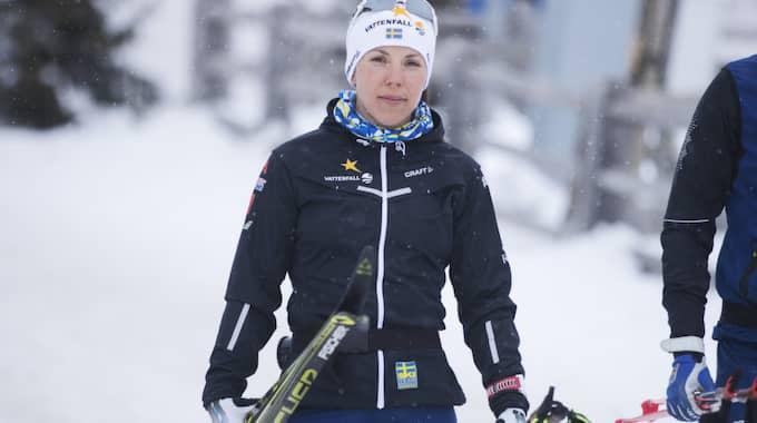 Charlotte Kalla Foto: Nils Petter Nilsson/Ombrello