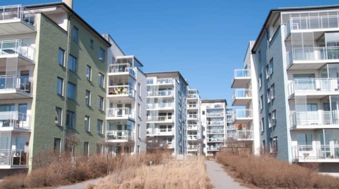 Hur mycket som måste amorteras bestäms av din belåningsgrad. Foto: Henrik Isaksson/Ibl / /IBL