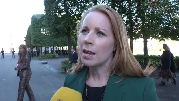 Annie Lööf om arbetet med nästa regering