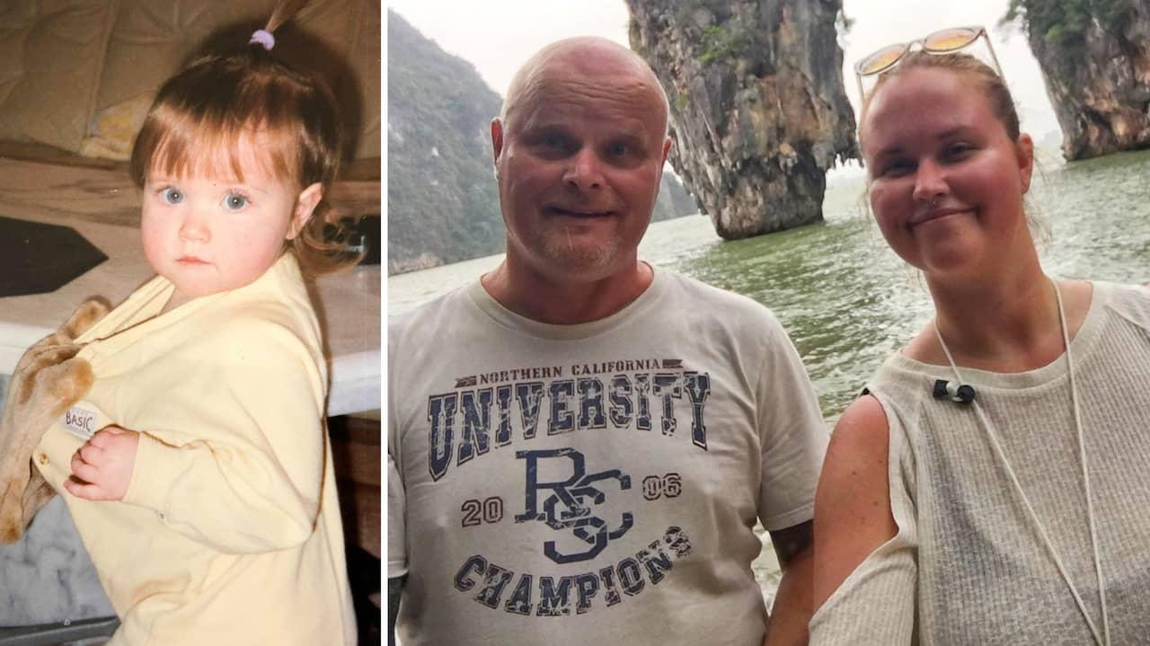 d848589f9b9 Hannah bodde som barn i fängelse – med sin pappa