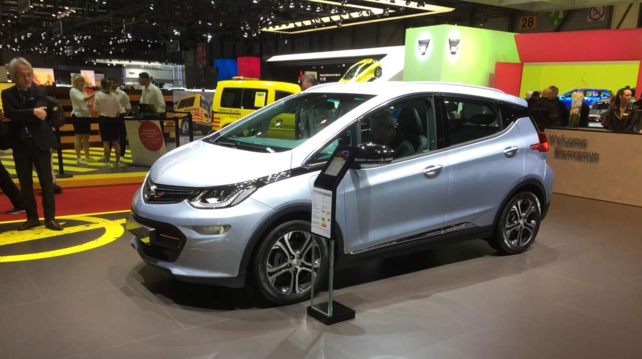 Opel Ampera E Sverige >> Bildextra från bilsalongen i Gèneve | Allt om Bilar