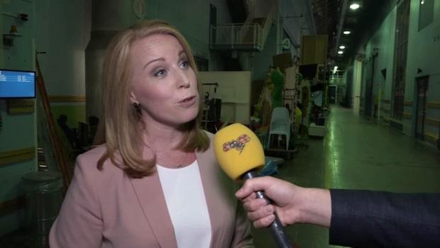 "Lööf: ""Vi måste ha ambitiösare klimatförslag"""
