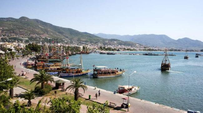 resor från luleå till cypern