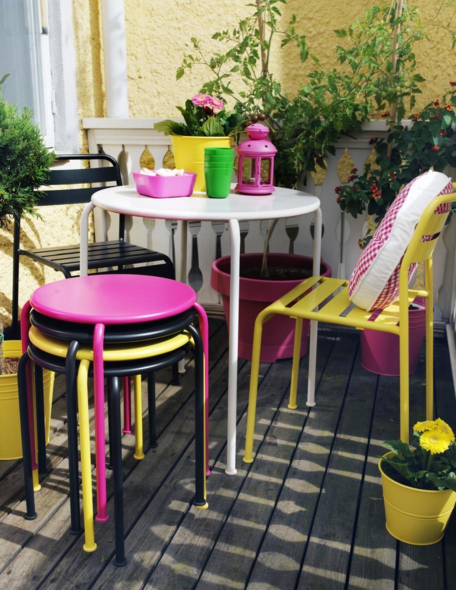 15 utemöbler för små ytor Leva& bo Expressen Leva& bo