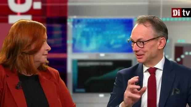 """Thorén om Securitas: """"Långsamt men lite grann hela tiden blir det bättre lönsamhet"""""""
