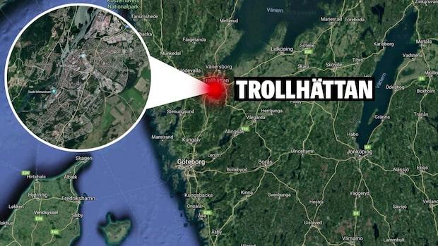 Man död efter lägenhetsbråk i Trollhättan