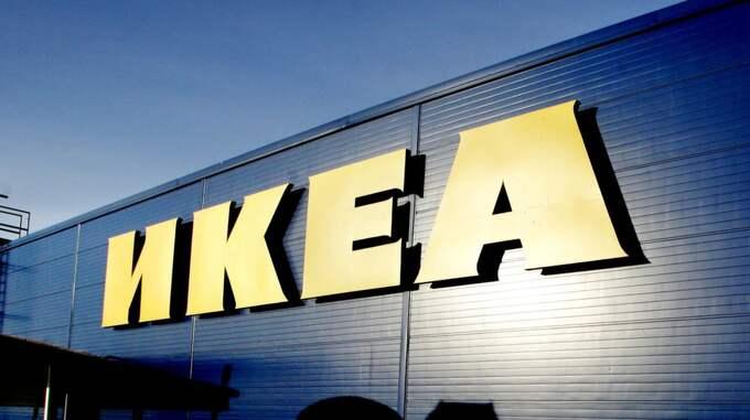Rysslands ekonomi repar sig öser västföretag som Ikea miljarder in i Ryssland. Foto: Jessica Gow/TT