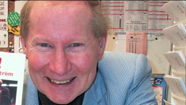 """""""Barnjournalen""""-profilen Bengt Fahlström är död"""