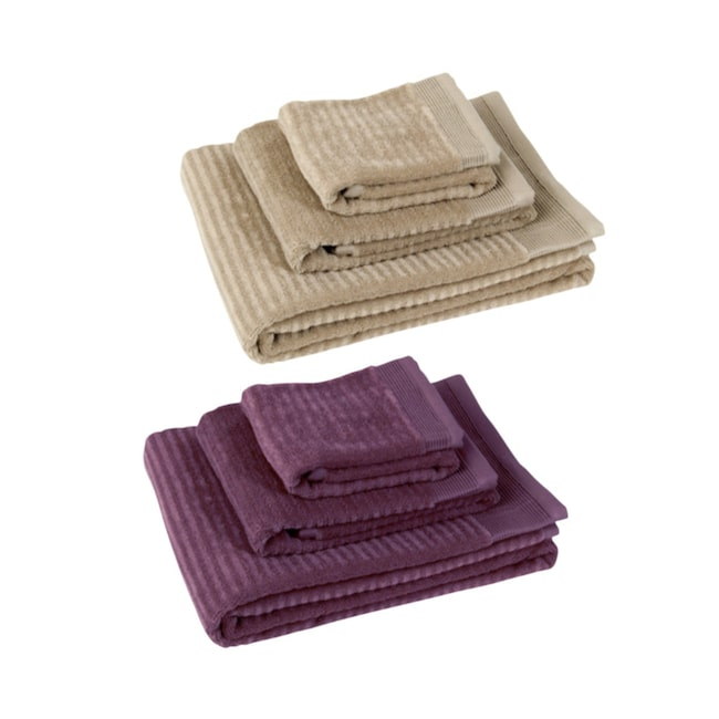 Exklusiva handdukset från Pelle Vävare i höstens trendfärger. Visste du att du kan handla direkt i vår nya webbutik? Klicka bara på plustecknen i bilden. Välkommen till LEVA&BO Shopping!