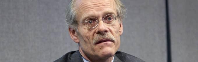 Riksbankschefen Stefan Ingves. Foto: Sven Lindwall