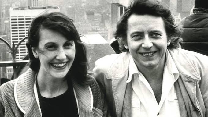 Tillsammans med Barbro Zackrisson Lundell och UYlf var gifta mellan 1977-1988. De har barnen Carl, Sanna och Love tillsammans. Foto: Hasse Persson