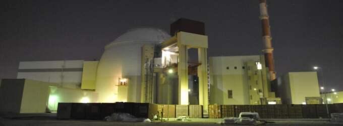 En av Irans kärnanläggningar. Foto: Mehdi Ghasemi