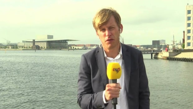 "Expressens reporter: ""Peter Madsens bror är skakad"""
