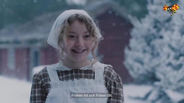 Så blir årets julkalender