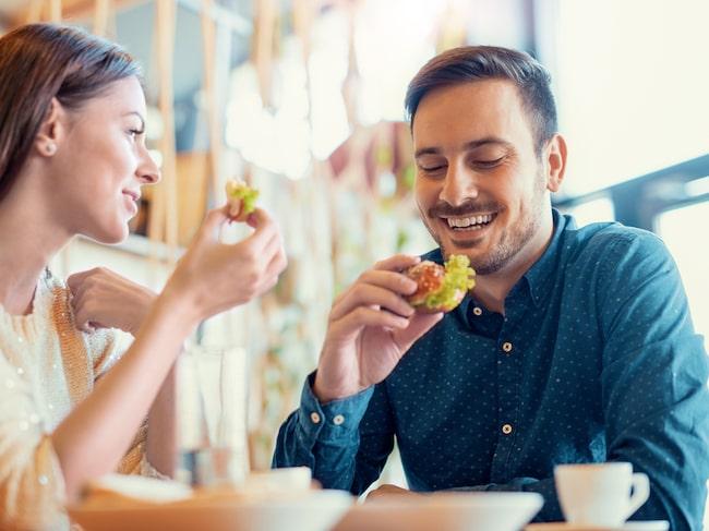 Hur många hälsosamma restauranger som finns i staden påverkar också hur hälsosam staden är.