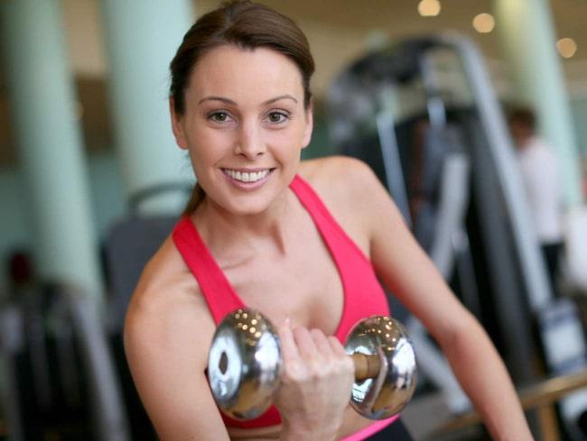<span>Både blodsockret och blodtrycket gynnas av några timmars styrketräning i veckan.</span>