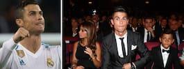 Ronaldo prisad – som bäst i världen