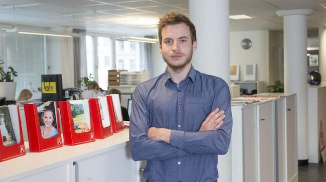 Carl-Erik Stjernvall – teknisk expert på Motormännen.