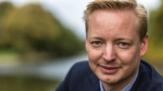 Torbjörn Tegnhammar (M), oppositionsråd i Malmö. Foto: MARTIN FORS