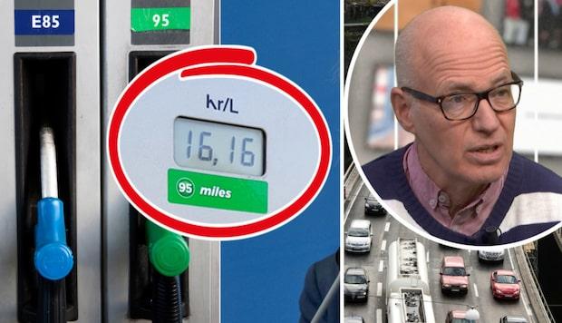 LEDARSNACK: Det är en myt att det blivit dyrare att köra bil