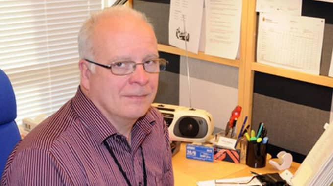"""""""Jakten pågår"""", säger Stefan Wickberg, polisens presstalesman i vid Örebropolisen. Foto: Polisen Polisen"""