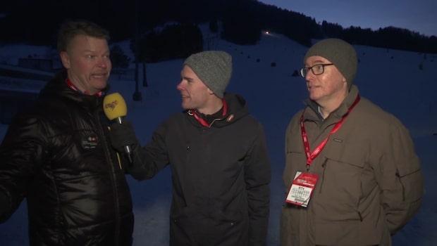 Har en av Sveriges mest kända röster – så ser han ut