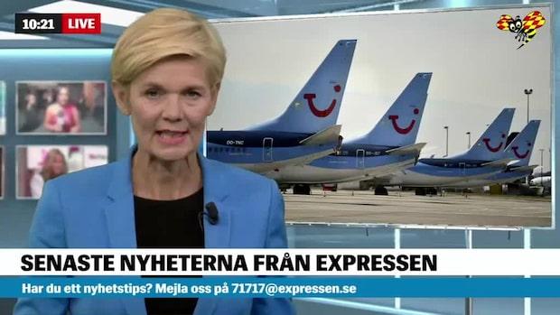 Grekland stoppar svenska charterflyg – får inte landa