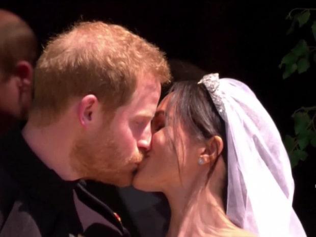 Se alla höjdpunkter från kungliga bröllopet