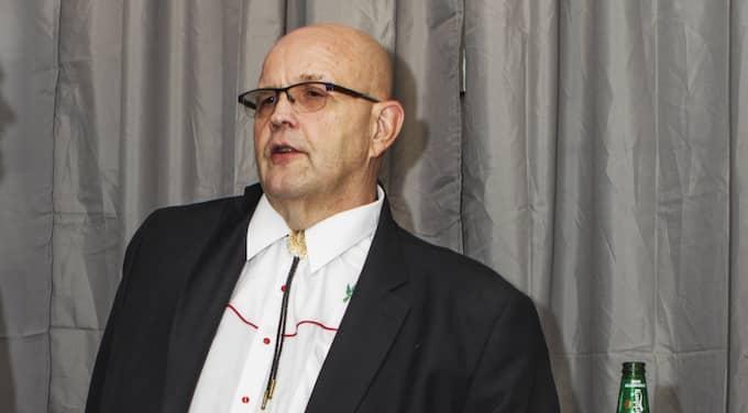 Succéförfattaren Börge Hellström visste att hans cancer var långt gången - men hann ändå inte med att planera sin egen begravning. Foto: Emmalisa Pauly