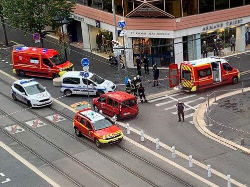 Flera döda efter misstänkt terrorattack i Nice