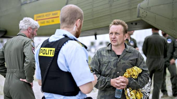 Peter Madsen är misstänkt för mordet på Kim Wall – som han nekar till. Han erkänner brott mot griftefriden. Foto: BAX LINDHARDT / AFP SCANPIX DENMARK