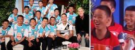 """Zlatan: """"Det här är det  bästa laget i världen"""""""