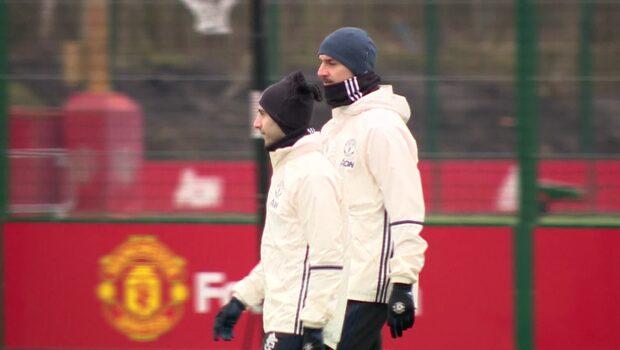 """Mourinho: """"Zlatan kan återvända till United"""""""