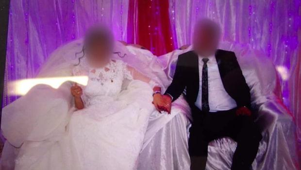 Sara tvingades gifta sig med sin kusin