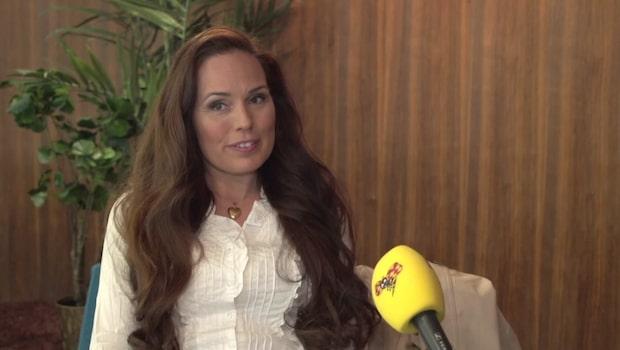 Sigrid Bergåkra om svåra tiden med kärleken