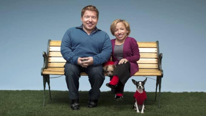 Bill och Jennifer, en helt vanlig familj – men med riktiga problem som man kan relatera till. Foto: Tlc / TLC