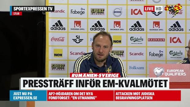 """Granqvist om Zlatan: """"Italien ligger väl närmare till"""""""