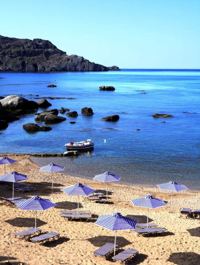 Plakias, Kreta.