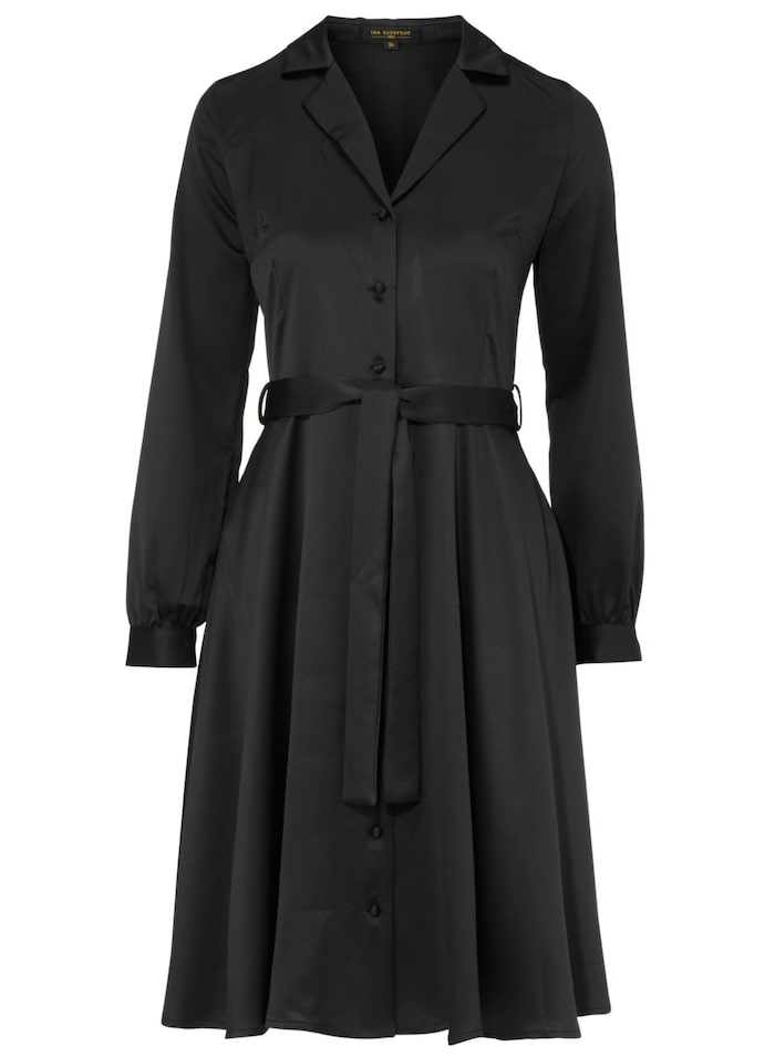 b156df6db858 Kate Shirt Dress är en härlig skjortklänning designad av Ida Sjöstedt.  Klänningen har blusliv och utställd kjol, 399 kr, Ellos.