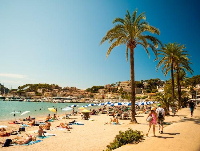 Den första maj höjdes turistskatten på Mallorca.