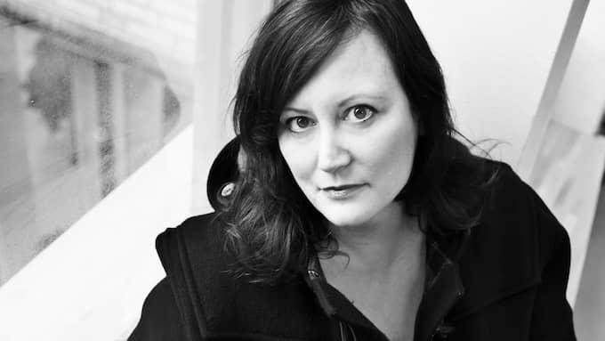 Annina Rabe är kritiker och medarbetare på Expressens kultursida. Foto: JENNIE SMITH / JENNIE SMITH/PRESSBILD