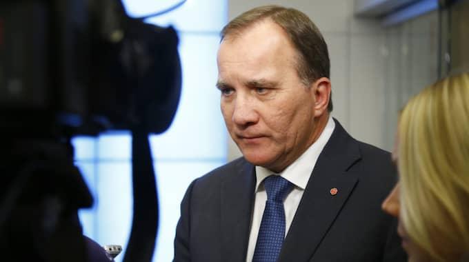Målet är att ena partiet. Foto: Patrik Österberg / Ibl Bildbyr / IBL BILDBYRÅ/IBL IBL