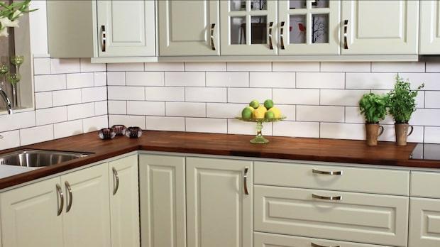 Kakla om ditt kök - 7 enkla steg