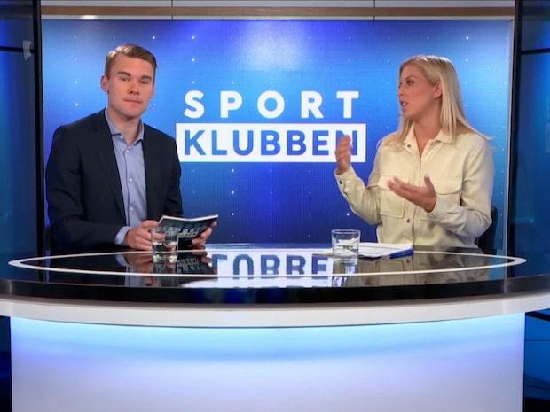 Sportklubben 8 maj - se hela avsnittet