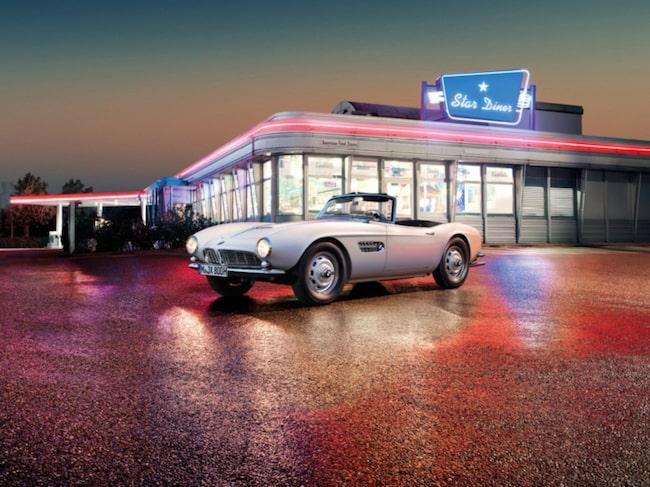 Elvis Presleys BMW 507 Roadster