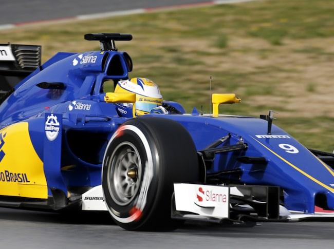 Flera F1-team har svårt med kassaflödet så här veckorna före säsongen drar igång. På onsdag kommer Marcus Ericsson och teamchefen Monisha Kaltenborn till Stockholm för att hålla en presskonferens inför säsongen.
